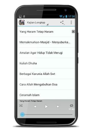 Ceramah Syaikh Ali Jaber screenshot 3