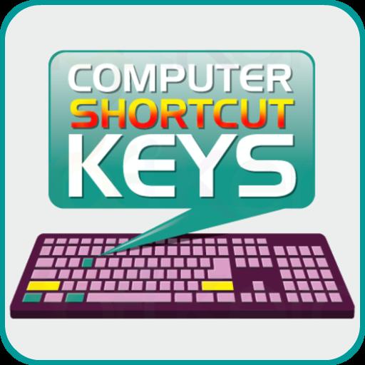 Computer Shortcut Keys أيقونة