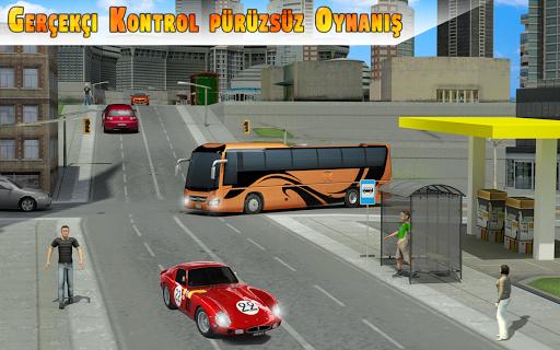 Şehir Otobüs Simülatör 3 BOYUTLU - bağımlılık oyun screenshot 3