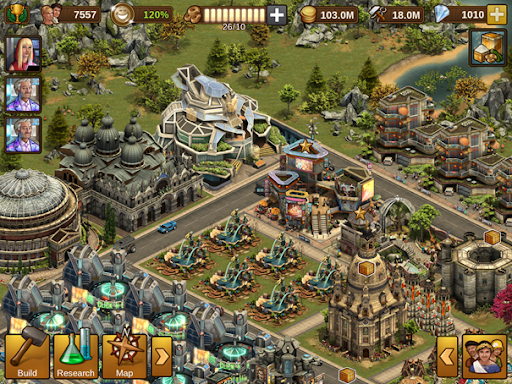Forge of Empires: Build your City screenshot 8