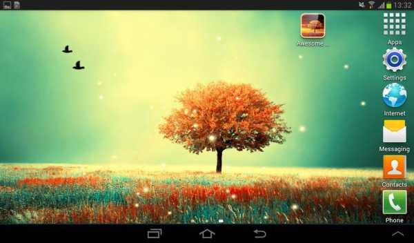 Awesome-Land Live wallpaper HD : Grow more trees screenshot 12