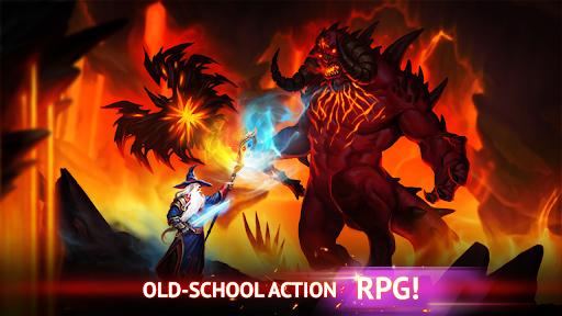 Guild of Heroes: Sihirli Kılıç screenshot 1