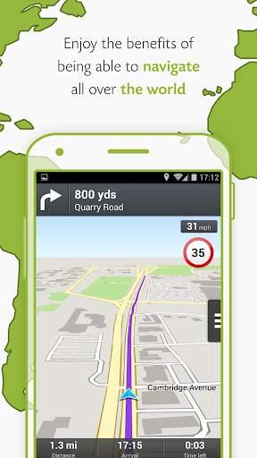 Wisepilot - GPS Navigation screenshot 2