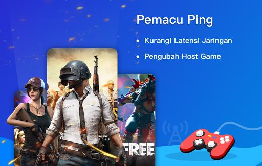 VPN Tomato Gratis | Proxy VPN Hotspot Tercepat screenshot 4