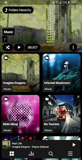 Poweramp Music Player (Trial) screenshot 6
