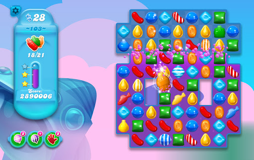 Candy Crush Soda Saga screenshot 22
