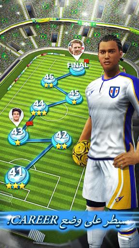 Football Strike - Multiplayer Soccer 5 تصوير الشاشة