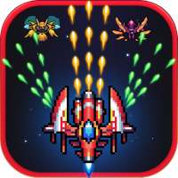 Falcon Squad: Galaxy Attack - Game Menembak Gratis on 9Apps