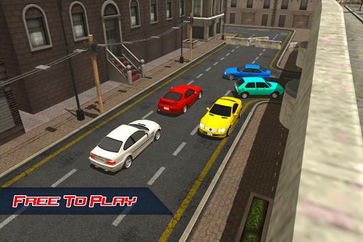 Car Driving Simulator in City screenshot 7