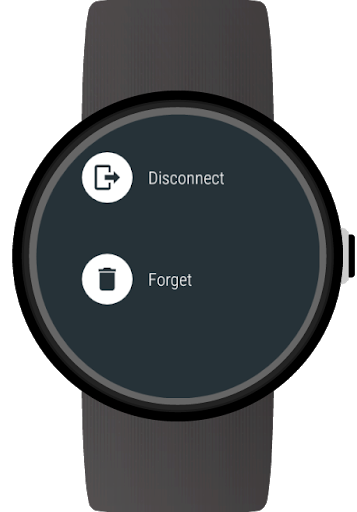 Wi-Fi Manager for Wear OS (Android Wear) screenshot 9