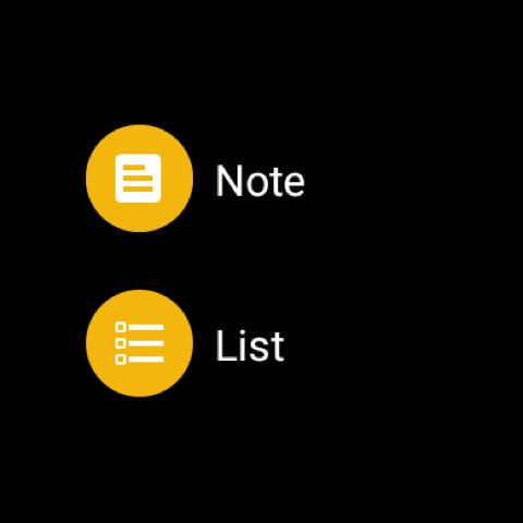 Google Keep - Notes and Lists screenshot 16