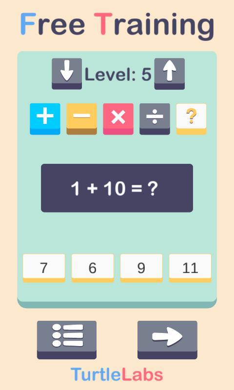 Math Challenge FREE screenshot 3