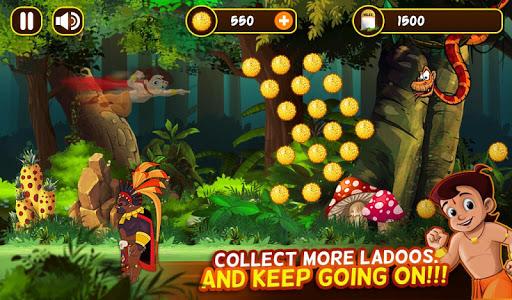 Chhota Bheem Jungle Run screenshot 6