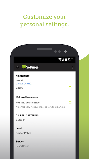 SMS From Android 4.4 screenshot 6