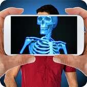 Whole Body X-ray Scanner Simulator Joke on 9Apps