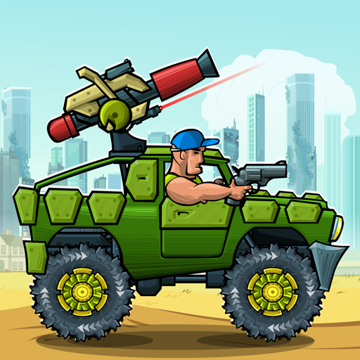 Mad Day - Truck Distance Game أيقونة