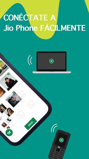 Xender - Compartir música, video, guardar estado screenshot 2