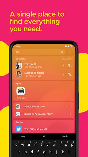 Smart Launcher 5 screenshot 8