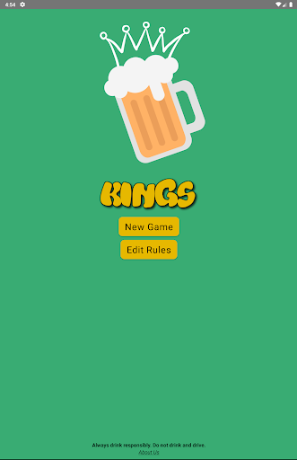 Kings Cup Drinking Game screenshot 10