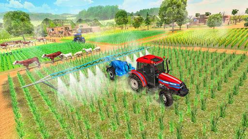 زراعة جرار زراعى حمولة 3 تصوير الشاشة