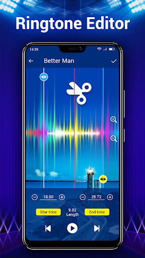 لاعب الموسيقى - مشغل MP3 8 تصوير الشاشة