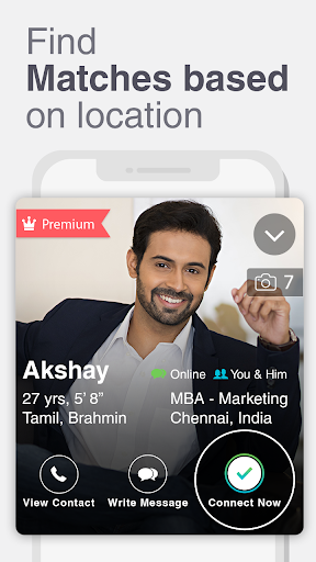 Shaadi.com® - Matrimony & Matchmaking App screenshot 6