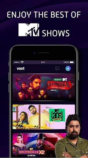 Voot Select Originals, Colors TV, MTV & more screenshot 5