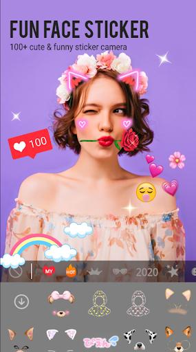 Beauty Sweet Plus - Beauty Camera - Sweet Face screenshot 5