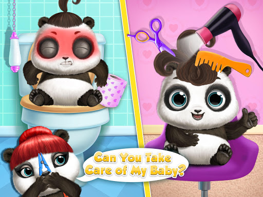 Panda Lu Baby Bear Care 2 - Babysitting & Daycare 11 تصوير الشاشة