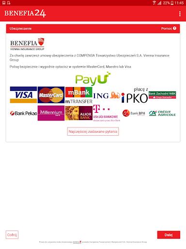 Ubezpieczenie OC AC Benefia 24 screenshot 16