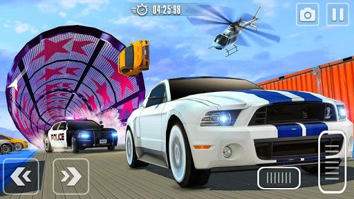 Impossible Race Tracks: Car Stunt Games 3d 2020 screenshot 3