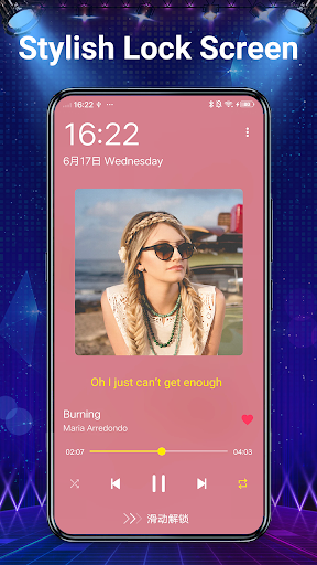 Music player - 10 bands equalizer Audio player screenshot 8