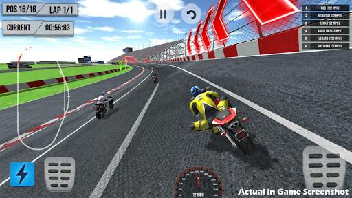 Bike Racing - 2021 Extreme Tricks Stunt Rider screenshot 1