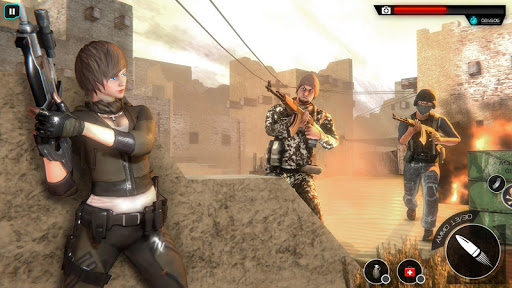 Cover Strike Fire Shooter: Action Shooting Game 3D screenshot 10