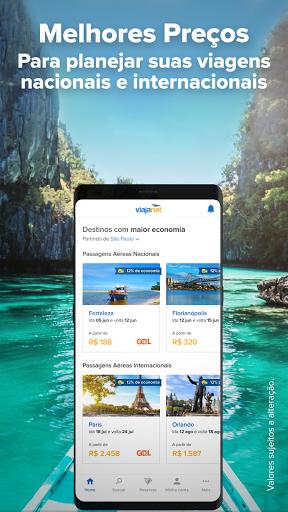 ViajaNet - Passagens aéreas para viajar barato screenshot 2