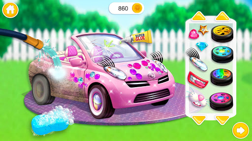 Sweet Baby Girl Cleanup 5 - Messy House Makeover 7 تصوير الشاشة