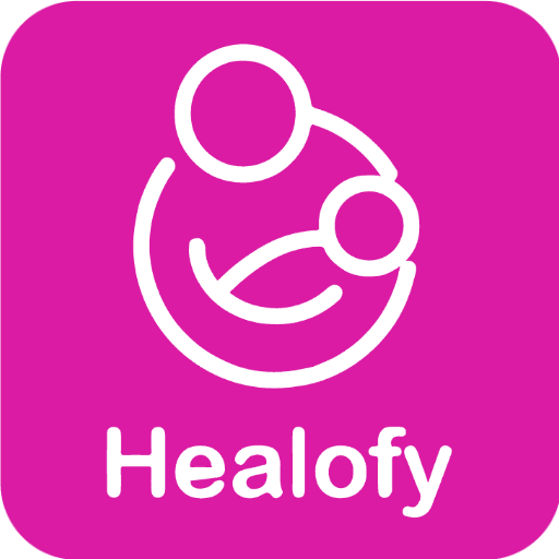 Healofy:Indian Pregnancy Parenting & Baby products أيقونة