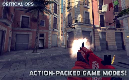 Critical Ops: Multiplayer FPS screenshot 11