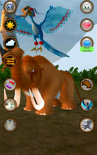 Talking Mammoth screenshot 19