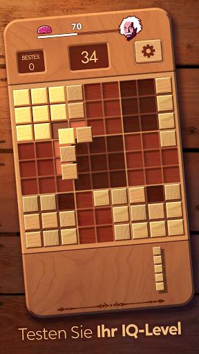 Woodoku: Holzblock-Puzzle-Spiele screenshot 4