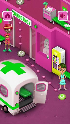 Doctor Games For Girls - Hospital ER screenshot 4