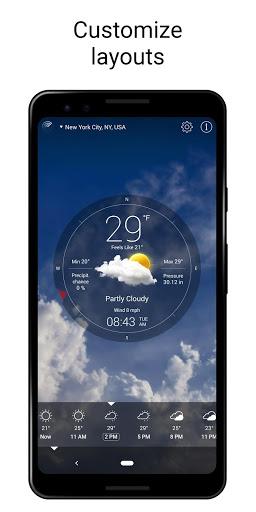 Weather Live screenshot 1