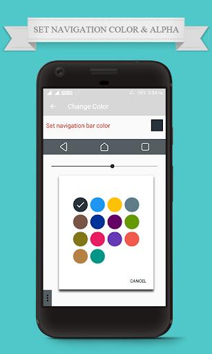Navigation Bar for Android Assistive Control screenshot 4