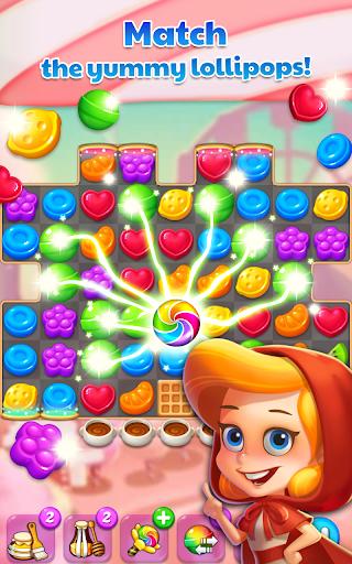 Lollipop & Marshmallow Match3 3 تصوير الشاشة