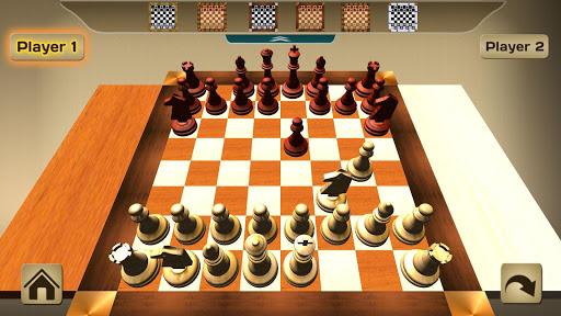3D Chess - 2 Player 3 تصوير الشاشة