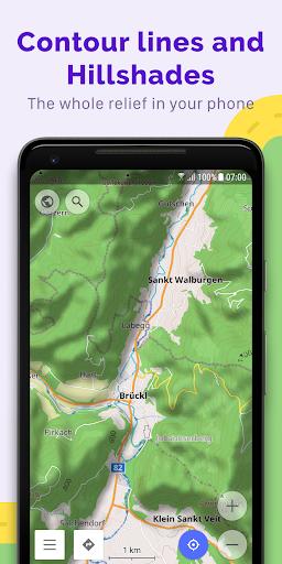 OsmAnd — Offline Maps, Travel & Navigation 3 تصوير الشاشة