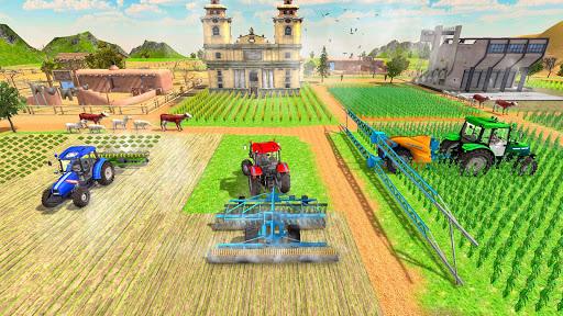 زراعة جرار زراعى حمولة 2 تصوير الشاشة