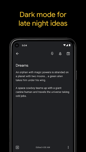 Google Keep - Notes and Lists screenshot 7