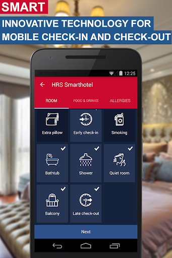 Hotel Search HRS (New) screenshot 2
