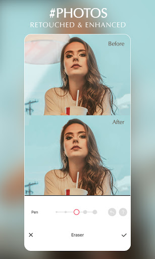 Meitu – Beauty Cam, Easy Photo Editor 4 تصوير الشاشة